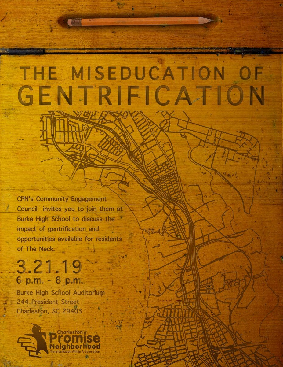 Make Your Voice Heard on Gentrification in The Neck