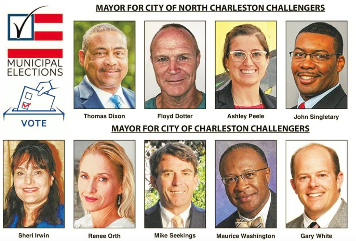 Candidates Filing For Municipal Elections Hold Potential For Change